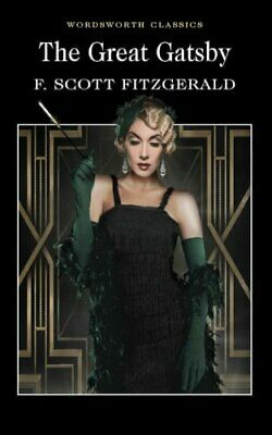 The Great Gatsby by F. Scott Fitzgerald (1999, Paperback)