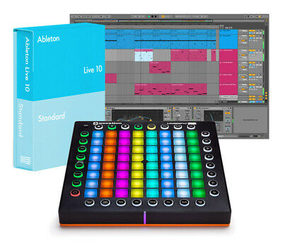 Ableton Live 10 Standard with Launchpad PRO Bundle (NEW)