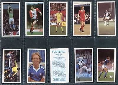 Bassett - Football 1982-83, 1983-84, 1984-85, 1985-86 - Pick Your Card