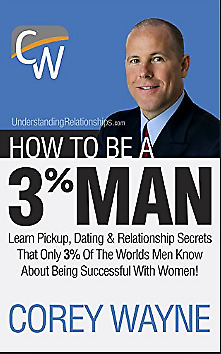How To Be A 3% Man by Corey Wayne (AUDIOB00K)
