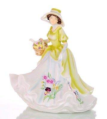 """The English Ladies Co 4 Seasons Spring Promise Doll Figure Boxed  8"""""""