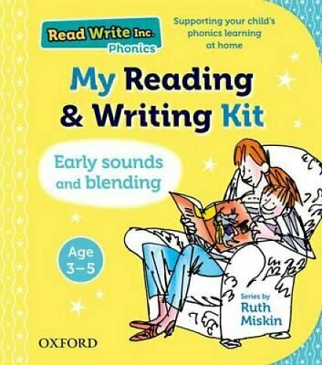 Read Write Inc.: My Reading and Writing Kit Early sounds and bl... 9780192748522