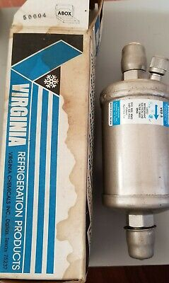 """USA Made Virginia VSD-5 Suction Line  Filter Drier 5/8"""" flare"""