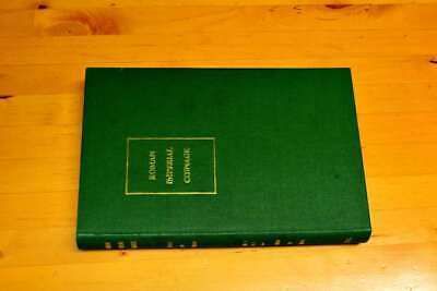 The Roman Imperial Coinage Vol. I Part I, Mattingly, Harold & Sydenham, Edward A