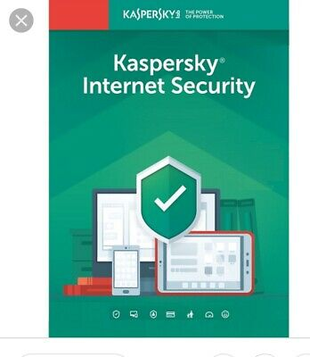 Kaspersky Internet Security 2019 Multi-Device 1 User / 1 Year | Multi Languages