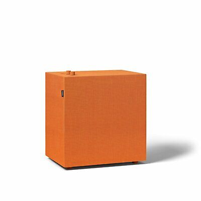 Urbanears Baggen Multi-Room Wireless and Bluetooth Connected Speaker, Orange