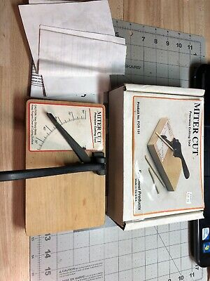 MITER CUT PRECISION CUTTING TOOL #151 by By Fourmost Products