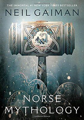 Norse Mythology by Neil Gaiman, NEW Softcover Edition