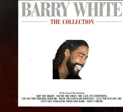 Barry White / The Collection.