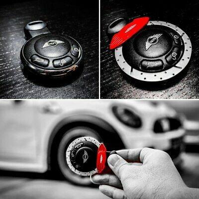 MINI John Cooper Works JCW Brake & Caliper Key FOB Case for R55/R56/R57/R58/R60