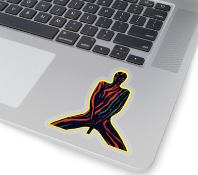 """Midnight Marauders A tribe Called Quest Sticker Transparent Decal 2"""" 3"""" 4"""" 6"""" 90"""