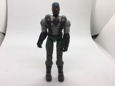 Gi Joe Heavy Duty 2004 G.i. Joe Arah E-76