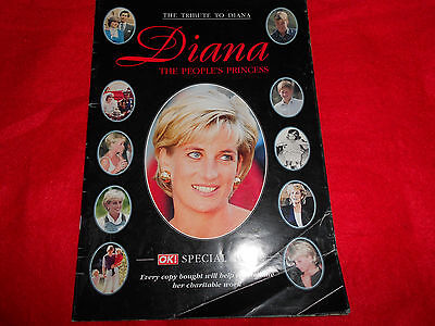 The Tribute To Diana - OK special issue