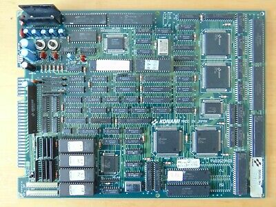 The Simpsons Konami 2p/ Original/ Work & Clean / Arcade Jamma PCB #212