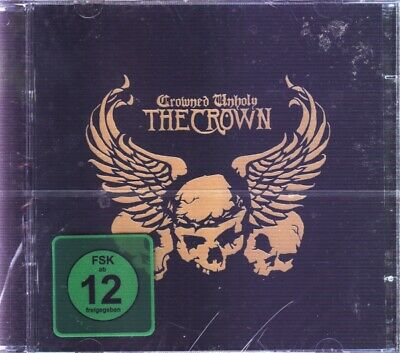 The Crown - Crowned Unholy DCD