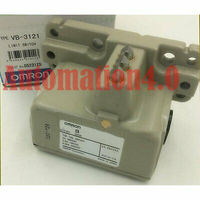 1PC New Omron Limit Switch VB-3121 One year warranty Fast delivery