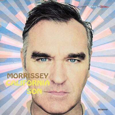 Morrissey - California Son (NEW CD ALBUM) (Preorder Out 24th May)