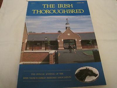 THE IRISH THOROUGHBRED March 1990