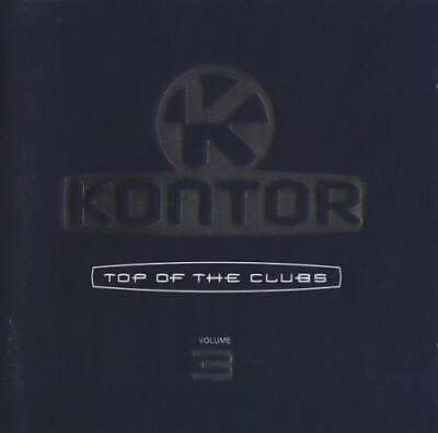 Various - Kontor - Top Of The Clubs Volume 3 (2xCD CD - 1045
