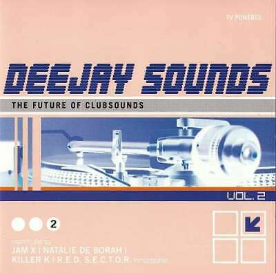Various - Deejay Sounds: The Future Of Clubsounds  CD - 1372