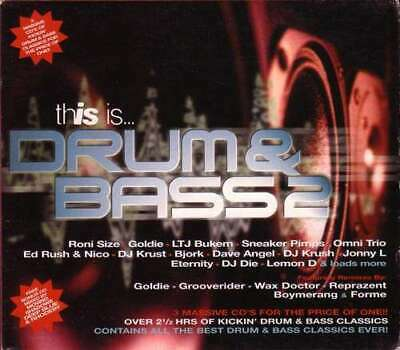 Various - This Is... Drum & Bass 2 (2xCD, Comp + C CD - 2326