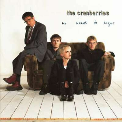 The Cranberries - No Need To Argue (CD, Album) CD - 3619