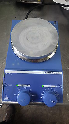IKA® RCT basic IKAMAG™ Safety Control Magnetic Stirrer £280 +vat