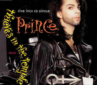 Prince - Thieves In The Temple (Remix) (CD, Single CD - 5529