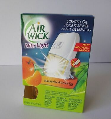AIR WICK NIGHT Nite Light Hidden Pleasures Scented Oil