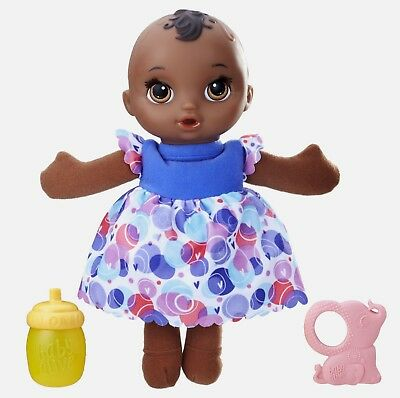 Baby Alive Lil' Slumbers African American Doll Ages 18 Months + New