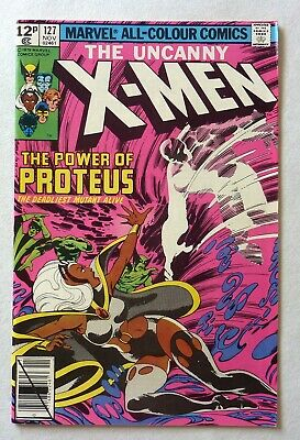 Uncanny X-Men 127 Bronze Age 1979 Marvel Comics NM- Proteus
