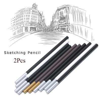Charcoal Writing Tool Drawing Pen Sketching Pencil Painting White Highlighter