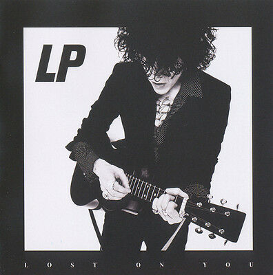 LP  ‎– Lost On You /CD