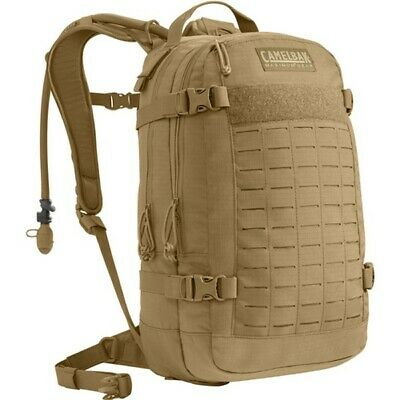 CamelBak 62596 Hawg Hydration Backpack Mil-Std Antidote Long Coyote 100oz/3L