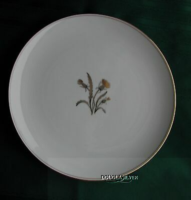 "Noritake Lynne China 10 5/8"" Dinner Plate Superb (S)"
