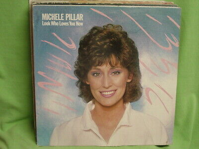 Lp / Michele Pillar / Look Who Love You Now (Canada)