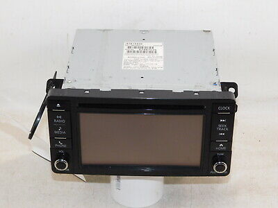 OEM MITSUBISHI RADIO 8701A692 with OEM Bluetooth Hands Free