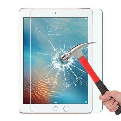 """Tempered Glass Screen Protector For ipad 5th Gen 2017 / iPad 6th gen (2018) 9.7"""""""