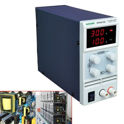 DE KPS3010D 30V 10A Precision Variable Adjustable Digital Regulated Power Supply