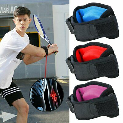 NEW Adjustable Tennis/Golf Elbow Support Brace Strap Band Forearm Protection KS