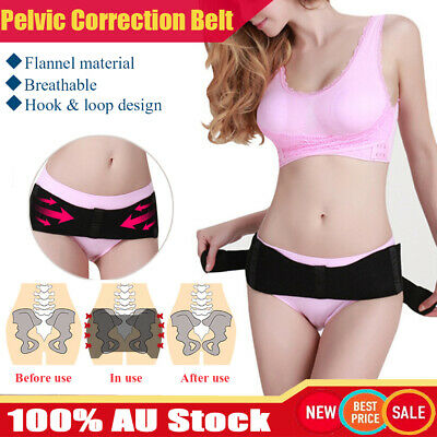 Maternity Pregnancy Postpartum Recovery Band Pelvic Correction Belt Breathable