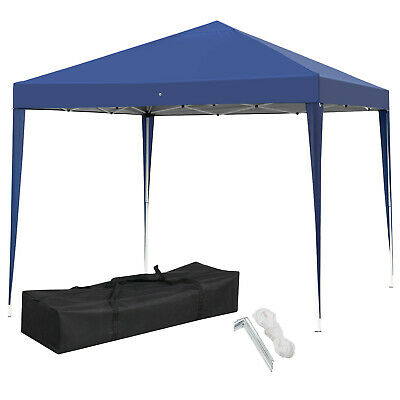 3X3m/10X10FT Instant Pop Up Waterproof Gazebo Tent Outdoor Party Wedding Camping