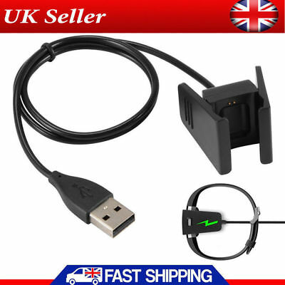 UK USB Charging Cable Charger Lead for Fitbit CHARGE 2 Fitness Tracker Wristband
