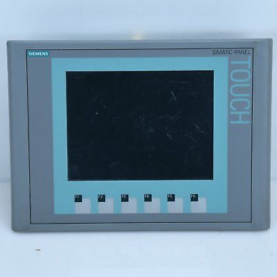 1Pc Used Siemens 6AV6 647-0AD11-3AX0 Tested It In Good Condition
