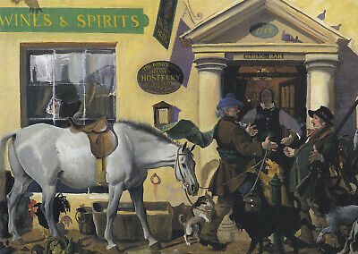 ALEXANDER GOUDIE SIGNED Tam O'Shanter: Goudie Tells the Tale in Pictures RARE