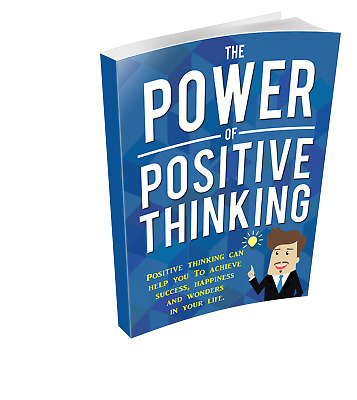 The Power of Positive Thinking eBook PDF
