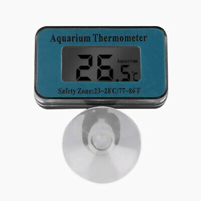 Digital LCD Waterproof Aquarium Thermometer Water Tank Temperature Meter
