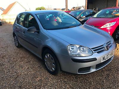 2007 Volkswagen Golf 1.9TDI S - FULL SERVICE HISTORY - FINANCE AVAILABLE