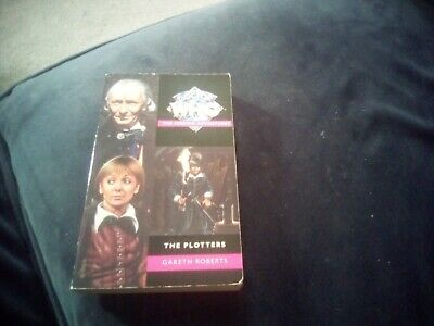 Doctor Who - The Plotters Missing Adventure Paperback Book
