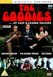 The Goodies - At Last A Second Helping (DVD, 2005)  NEW AND SEALED REGION 2
